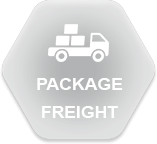 Package freight