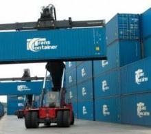 FAS recommended that TransContainer not try to strengthen its presence in the terminal segment