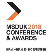 MSDUK 2018 Conference & Awards
