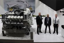 Liebherr Components premieres at Electra Mining Africa 2018